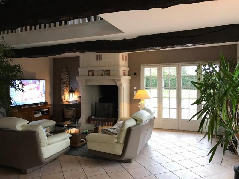 Vente maison / villa Preaux 450000€ - Photo 8