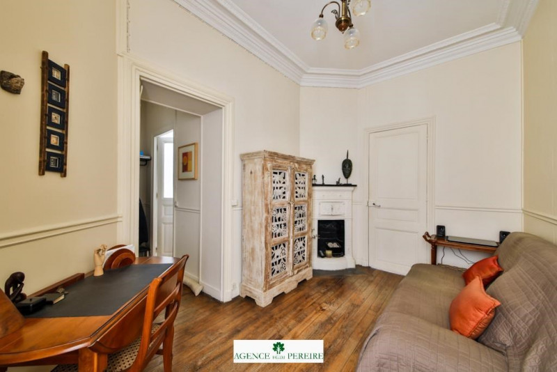 Vente appartement Paris 17ème 396000€ - Photo 2