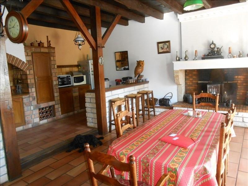 Vente maison / villa St maixent de beugne 264000€ - Photo 5