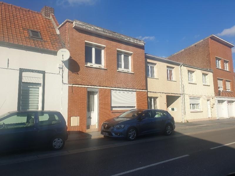 Vente maison / villa Flers en escrebieux 136500€ - Photo 1
