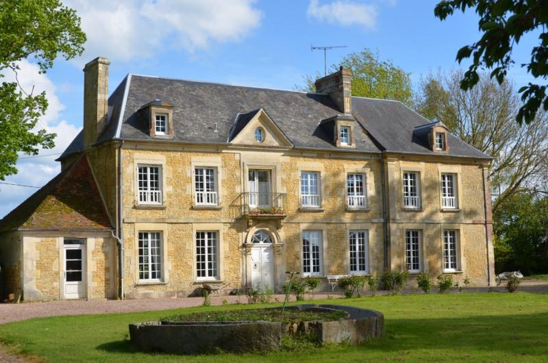 Revenda residencial de prestígio castelo St pierre sur dives 500000€ - Fotografia 1