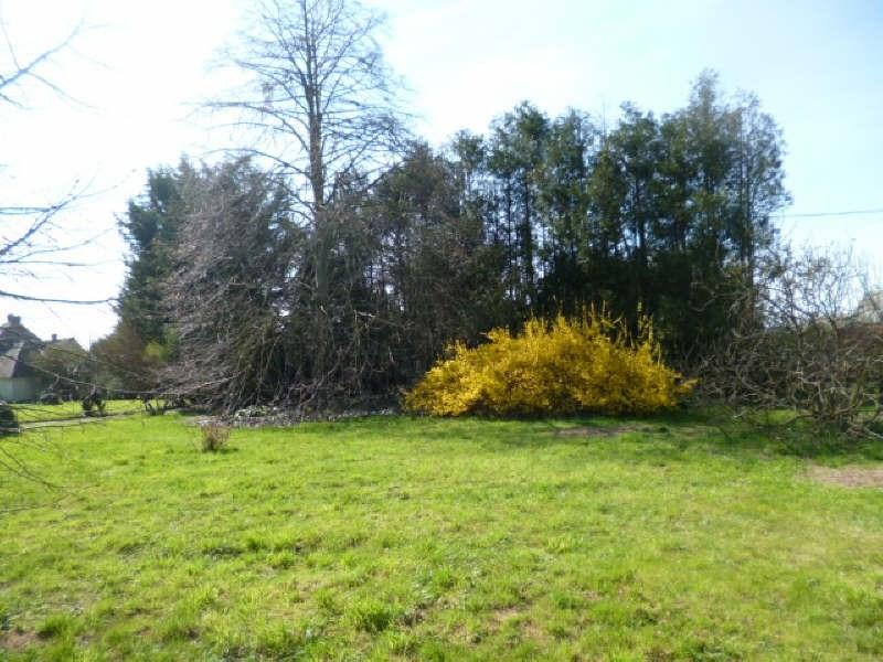 Vente terrain Chaumont en vexin 78000€ - Photo 1
