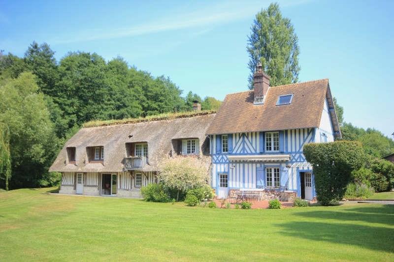 Vente de prestige maison / villa Glanville 890000€ - Photo 1