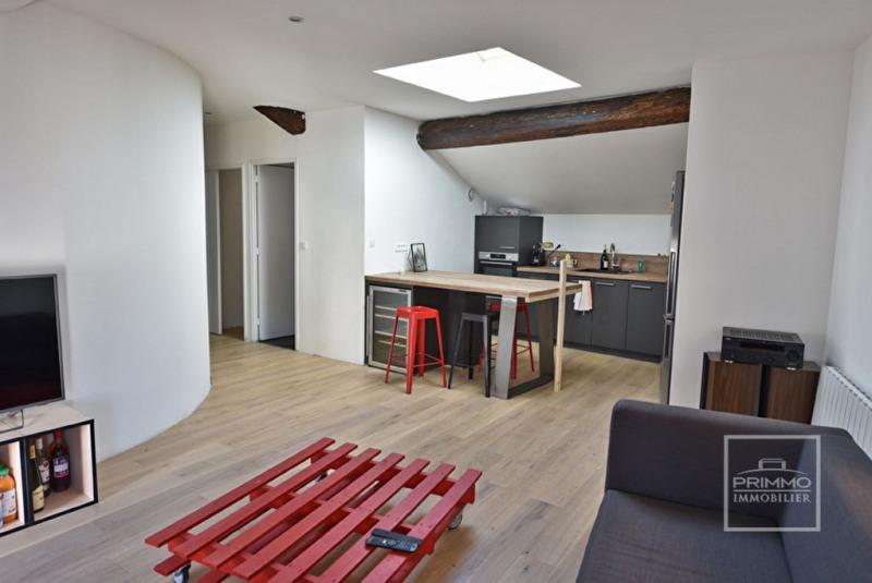Vente appartement Lyon 9ème 275000€ - Photo 1