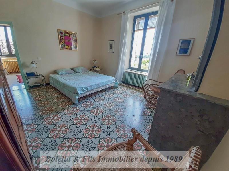 Venta de prestigio  casa Uzes 550000€ - Fotografía 11