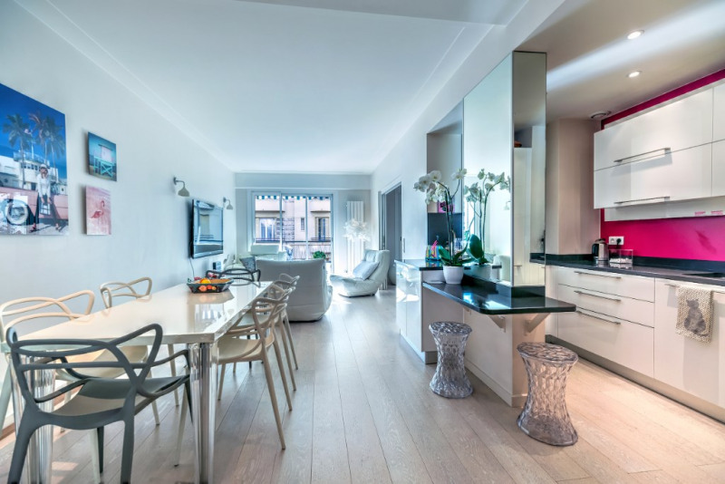 Vente appartement Nice 469000€ - Photo 1
