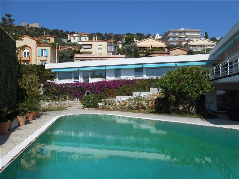 Revenda residencial de prestígio casa Villefranche 3980000€ - Fotografia 5