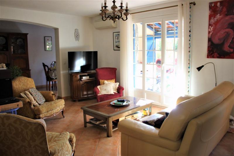 Vente maison / villa Eguilles 515000€ - Photo 3