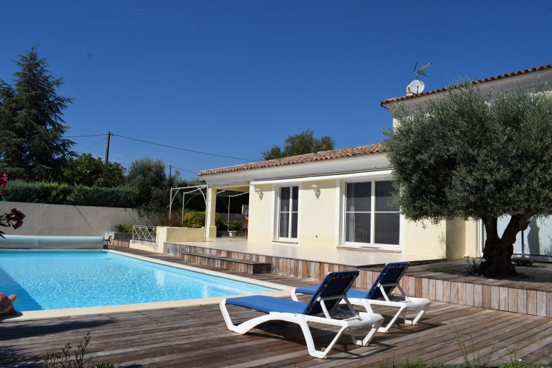 Престижная продажа дом Bagnols-en-forêt 620000€ - Фото 4