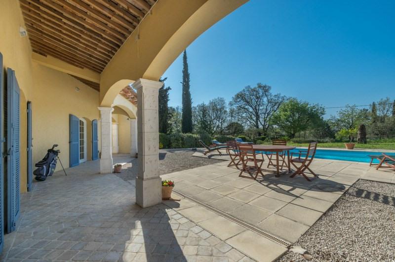 Deluxe sale house / villa Seillans 535000€ - Picture 4