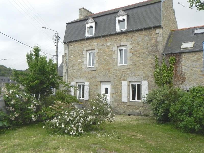 Rental house / villa Trebeurden 700€ CC - Picture 1