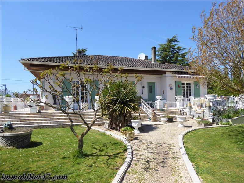 Villa granges sur lot - 5 pièces - 140 m²
