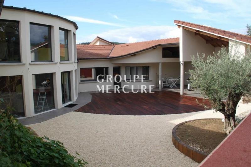 Vente de prestige maison / villa Peaugres 960000€ - Photo 4