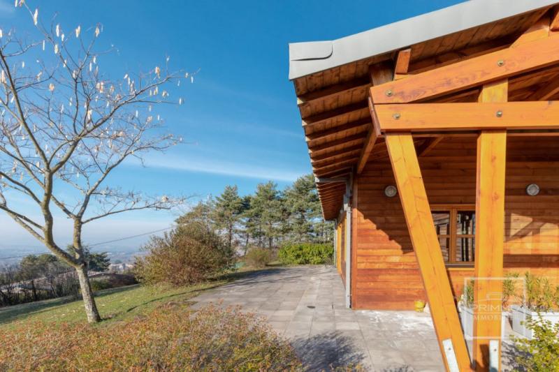 Vente de prestige maison / villa Limonest 1090000€ - Photo 7