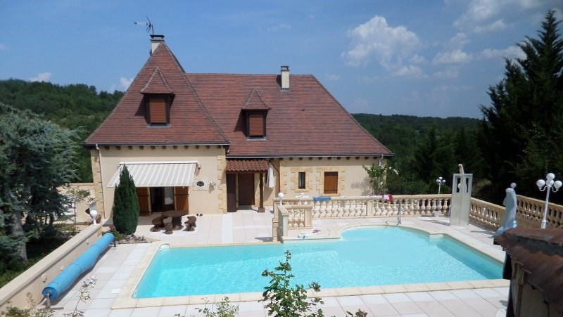 Sale house / villa Auriac du perigord 371000€ - Picture 1