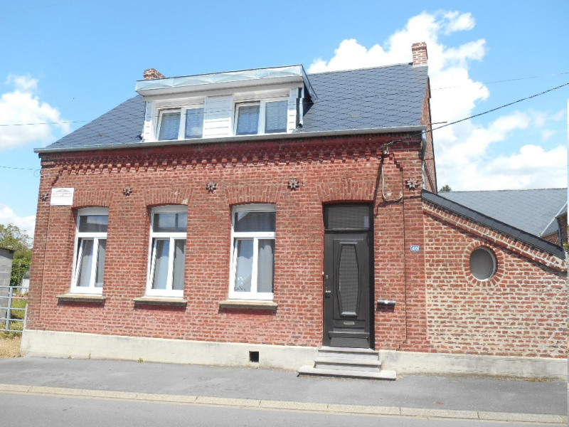 Rental house / villa Bertry 520€ CC - Picture 1