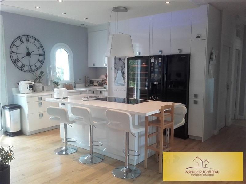 Revenda casa Longnes 695000€ - Fotografia 3