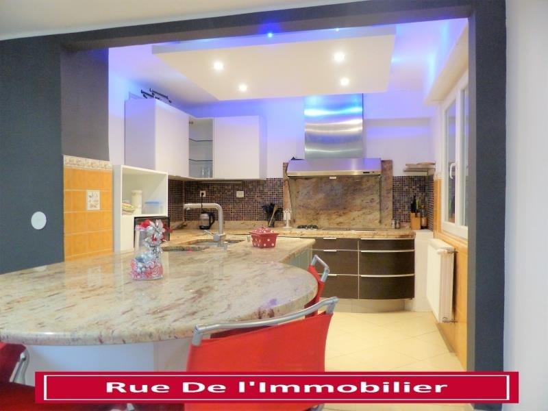 Sale house / villa Schwindratzheim 310000€ - Picture 3