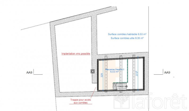 Sale house / villa St alban de roche 265000€ - Picture 4