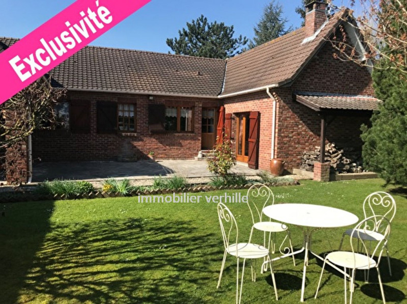 Sale house / villa Laventie 310000€ - Picture 1