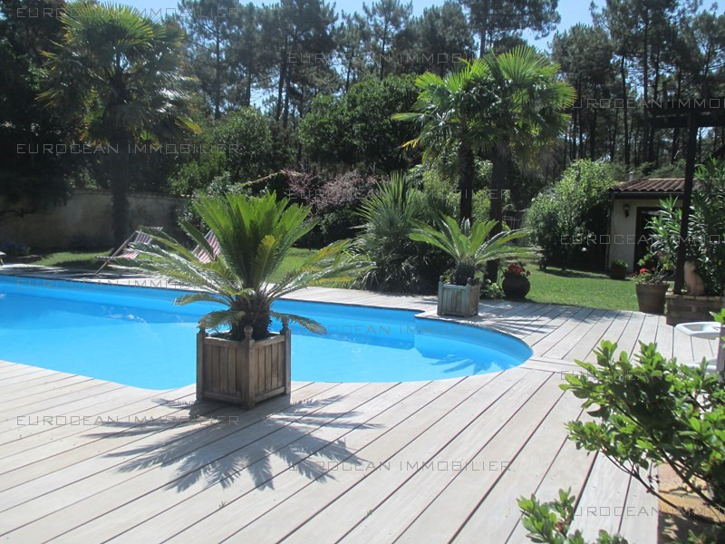 Location vacances maison / villa Lacanau-ocean 2 865€ - Photo 3