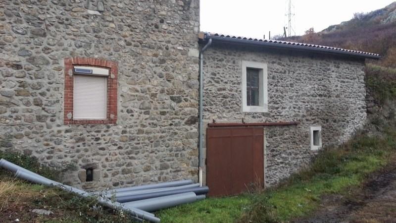 Vente maison / villa Andance 92000€ - Photo 7