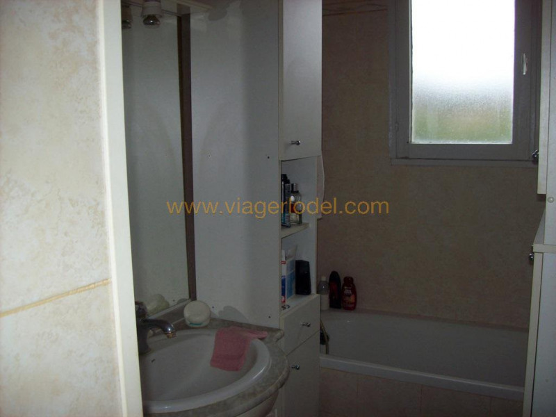 Vendita nell' vitalizio di vita casa Saint-gilles 52500€ - Fotografia 6