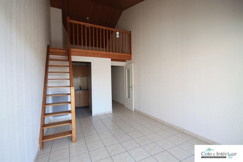 Vente appartement Les sables d'olonne 168000€ - Photo 1