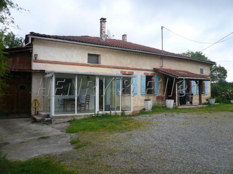 Life annuity house / villa Samatan 10 min 150000€ - Picture 1