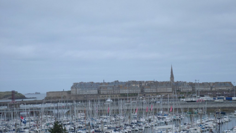 Vente appartement Saint malo 206 700€ - Photo 1