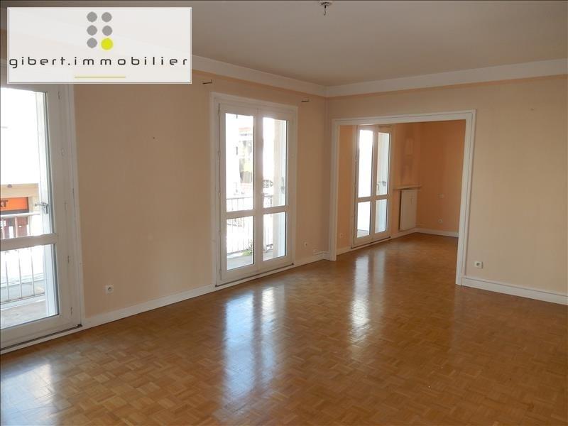 Rental apartment Le puy en velay 556,79€ CC - Picture 1