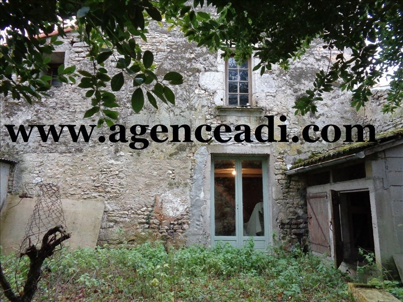 Vente maison / villa La mothe st heray 32 950€ - Photo 1