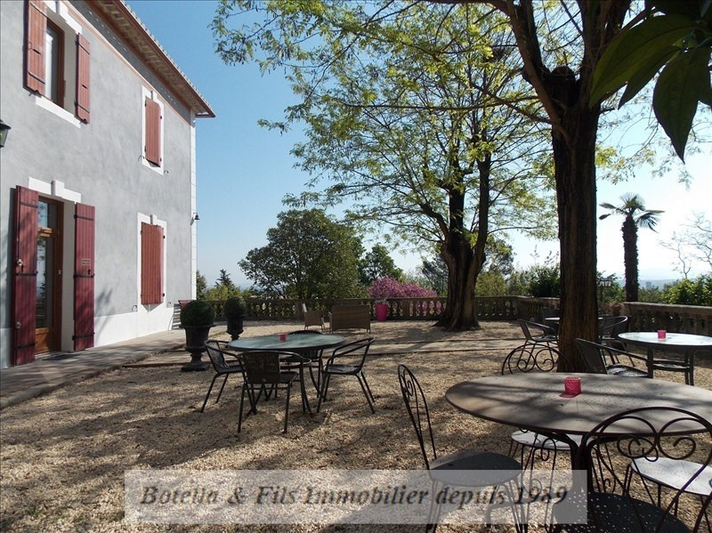 Deluxe sale chateau Goudargues 895 000€ - Picture 11