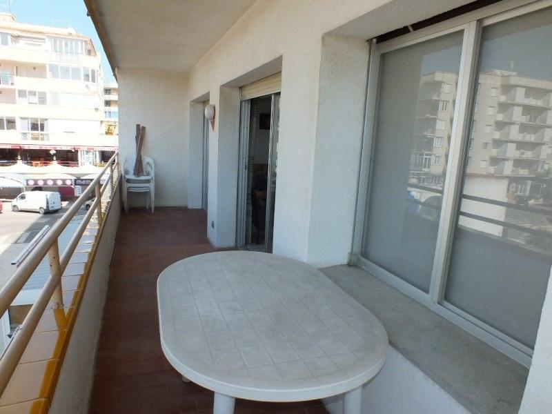 Alquiler vacaciones  apartamento Roses santa-margarita 260€ - Fotografía 17