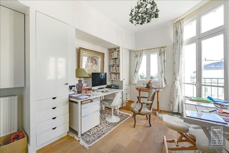 Rental apartment Paris 18ème 4800€ CC - Picture 10