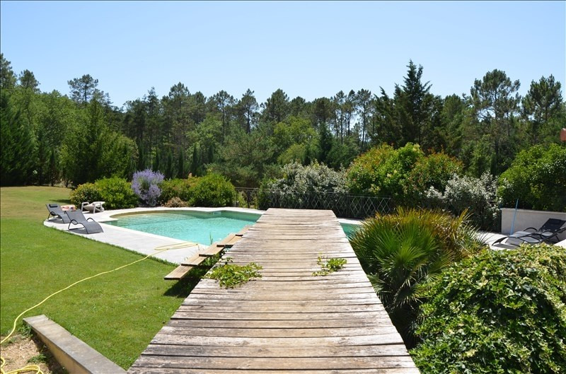 Deluxe sale house / villa Vallon pont d'arc 613 600€ - Picture 14