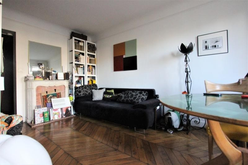 Sale apartment Paris 11ème 508000€ - Picture 3