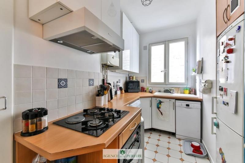 Vente appartement Paris 17ème 590000€ - Photo 3