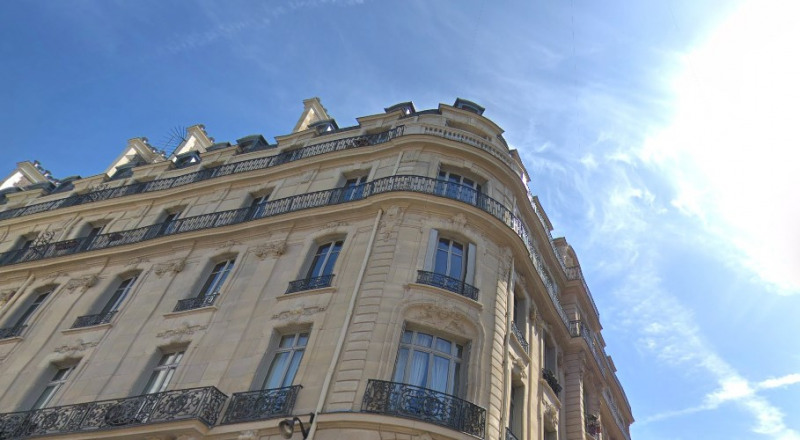 Vente de prestige appartement Paris 17ème 1850000€ - Photo 1