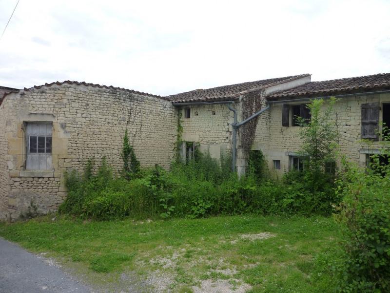 Vente maison / villa Saint fort sur le ne 28400€ - Photo 1