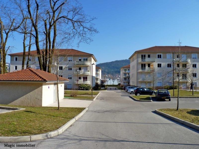 Rental apartment Bellignat 380€ CC - Picture 1