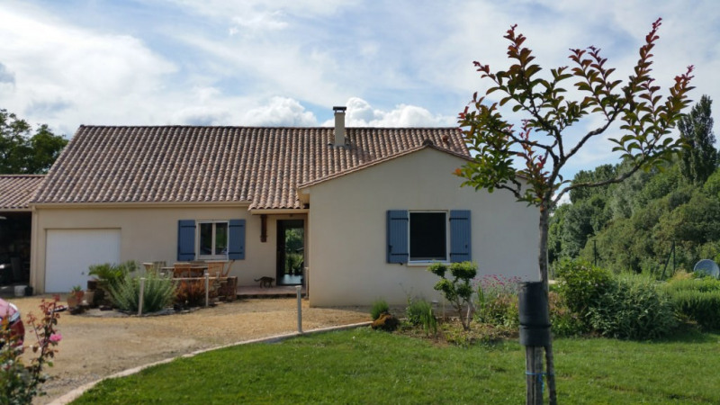 Vente maison / villa Saint-laurent-la-vallee 212000€ - Photo 1