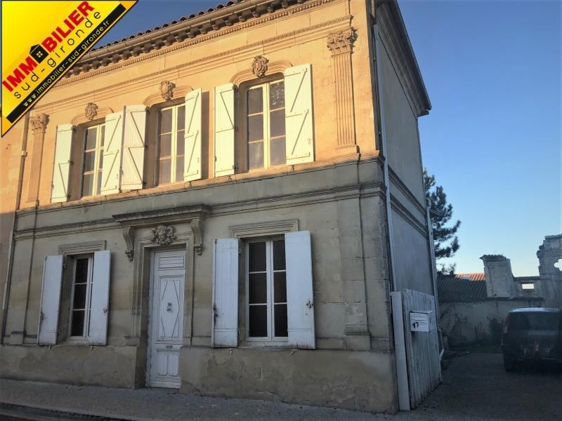 Vente maison / villa Langon 129 300€ - Photo 1