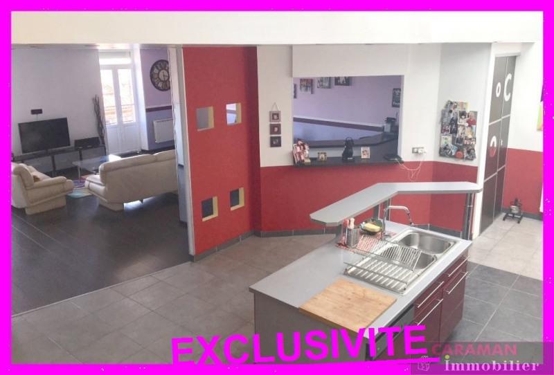 Venta  apartamento Caraman  centre 192000€ - Fotografía 1
