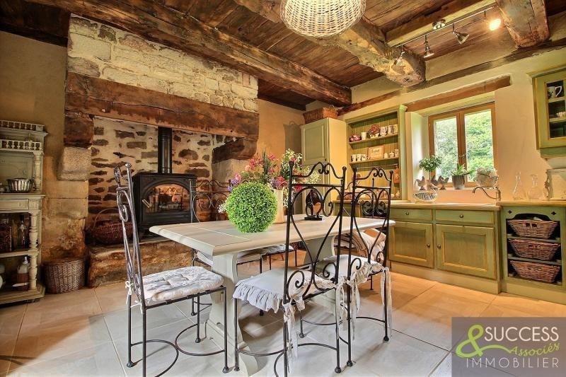 Revenda residencial de prestígio casa Lorient 682500€ - Fotografia 8