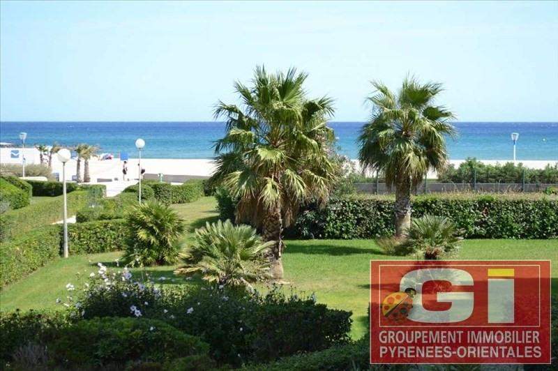 Sale apartment Canet plage 330000€ - Picture 1