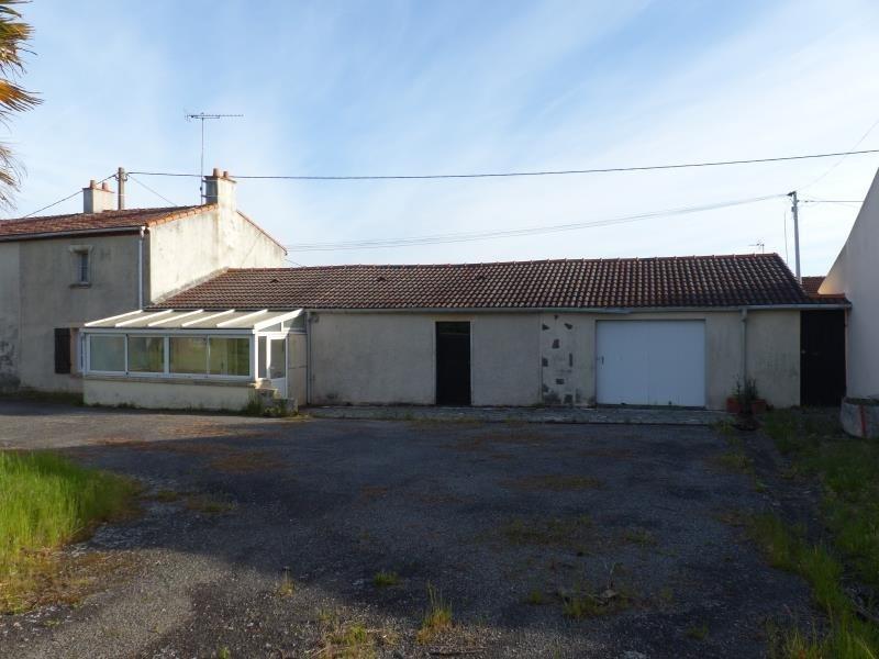 Vente maison / villa Corsept 127200€ - Photo 1