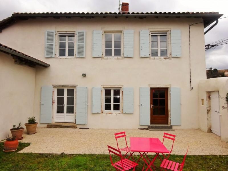 Vente maison / villa Salles-arbuissonnas-en-beaujolais 350000€ - Photo 1