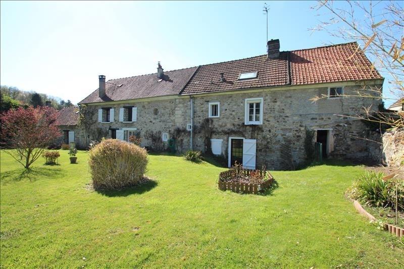 Vente maison / villa Nanteuil le haudouin 270000€ - Photo 1