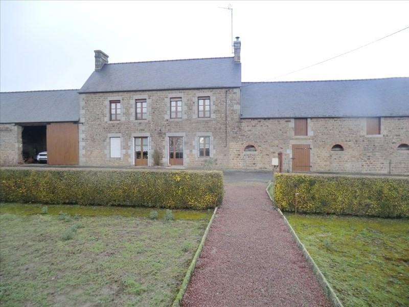 Vente maison / villa St ellier du maine 176800€ - Photo 2
